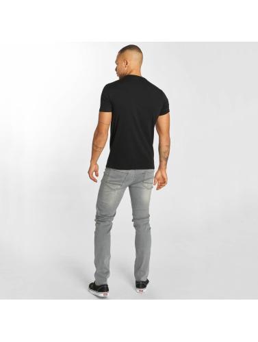 Reell Jeans Hombres Jeans ajustado Spider Slim in gris