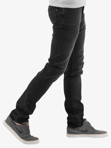 negro Jeans in Jeans Hombres Reell Spider ajustado YqwU6n8P