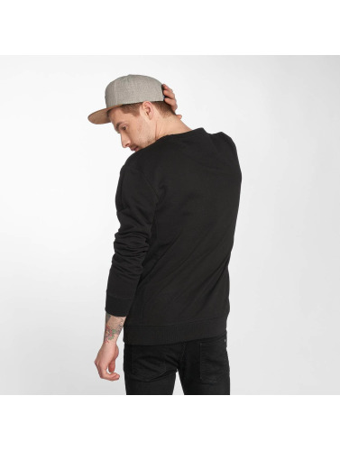 Reell Jeans Hombres Jersey Big Logo in negro