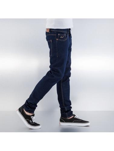 Reell Jeans Herren Skinny Jeans Spider in blau