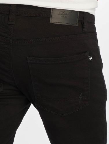 Reell Jeans Herren Skinny Jeans Skin II in schwarz