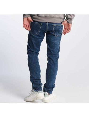 Reell Jeans Herren Slim Fit Jeans Spider in blau