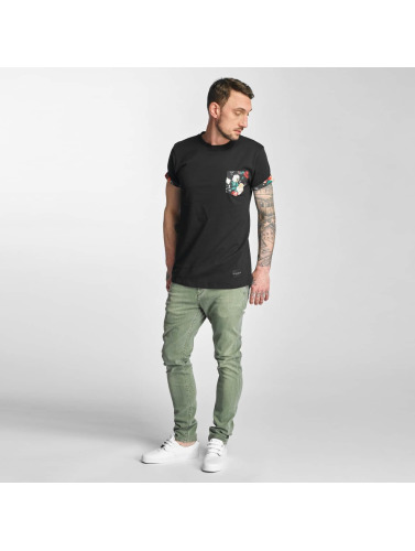 Reell Jeans Herren Slim Fit Jeans Spider in olive