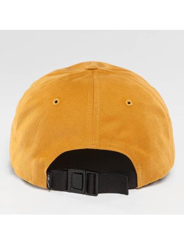 Reell Jeans Snapback Cap Flat in gelb