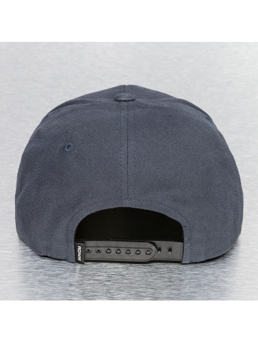 Reell Jeans Herren Snapback Cap Pitchout 6-Panel in grau