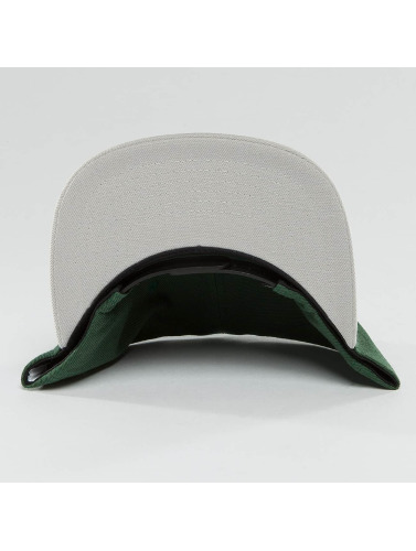 Reell Jeans Snapback Cap Pitchout 6 Panel in grün