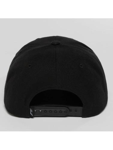 Reell Jeans Snapback Cap Pitchout in schwarz