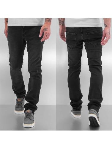 Reell Jeans Herren Straight Fit Jeans Trigger in schwarz