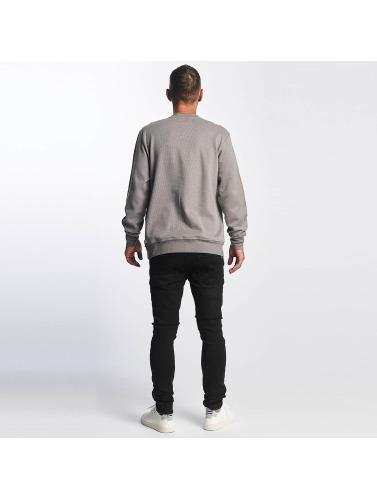 Reell Jeans Hombres Vaqueros pitillos Radar Stretch Super Slim Fit in negro