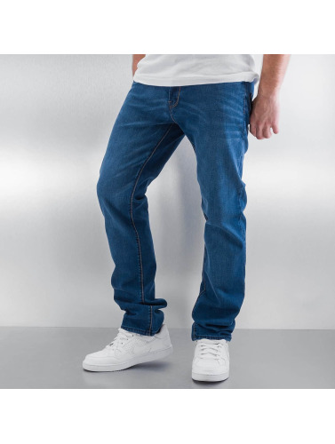 Reell Jeans Hombres Vaqueros rectos Razor II in azul