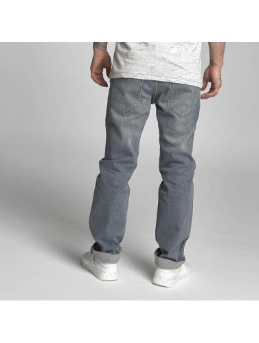 Reell Jeans Hombres Vaqueros rectos Lowfly in azul