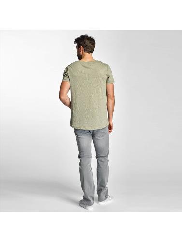 Reell Jeans Hombres Vaqueros rectos Lowfly in gris