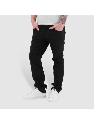 negro Jeans Reell Vaqueros Hombres Trigger rectos in xxnYf