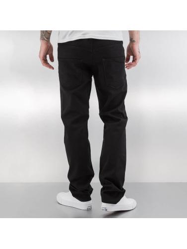 Reell Jeans Rette Jeans Menn I Svart Ii Barberhøvel gratis frakt fasjonable rabatt mange typer 1vb1Uk