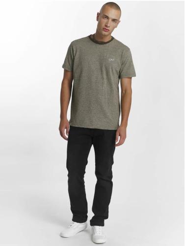 Reell Jeans Hombres Vaqueros rectos Nova II in negro