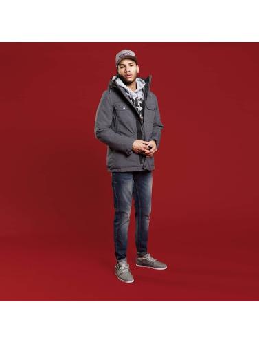 Reell Jeans Herren Winterjacke Field in grau