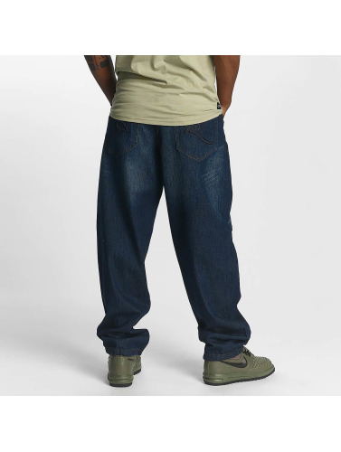 Hombres Azul Fit In Rocawear Baggy dZBdqw1