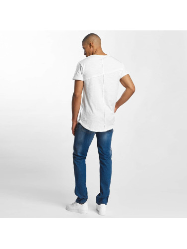 Rocawear Hombres Camiseta New in blanco