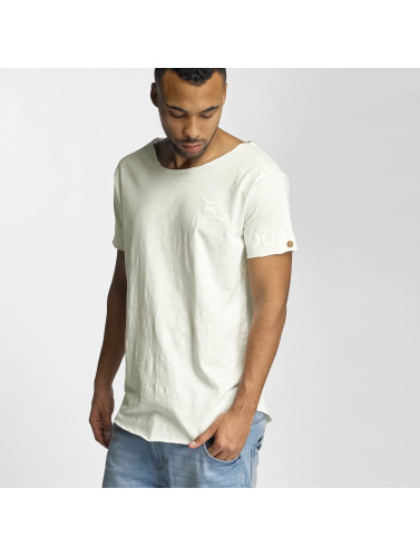 Rocawear Hombres Camiseta Soft in blanco