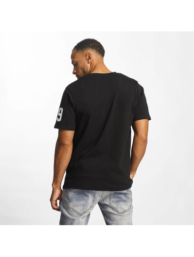 Rocawear Hombres Camiseta Brooklyn in negro