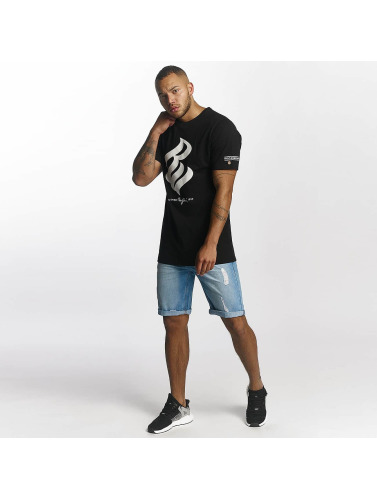 Rocawear Hombres Camiseta NY 1999 T in negro