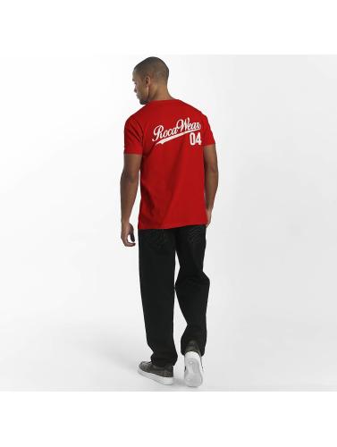 Rocawear Hombres Camiseta 90th Sport in rojo