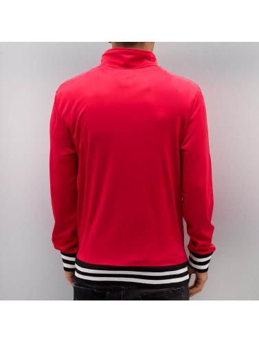 Rocawear Hombres Chaqueta de entretiempo Bernd in rojo