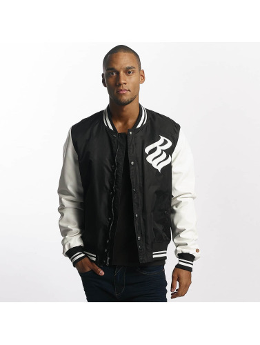 Rocawear Herren College Jacke College Jacket in schwarz