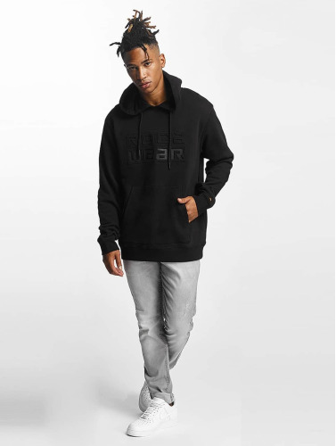 Rocawear Herren Hoody Logo in schwarz