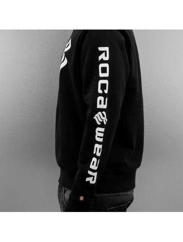 Rocawear Hombres Jersey Fleece in negro