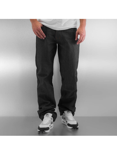 Rocawear Herren Loose Fit Jeans Tap in grau