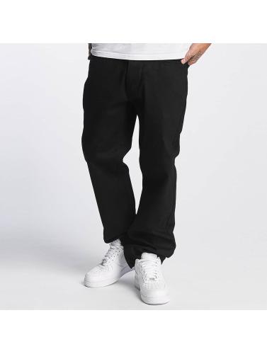 Rocawear Herren Loose Fit Jeans R in schwarz