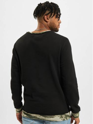 Rocawear Herren Pullover Sweatshirt in schwarz
