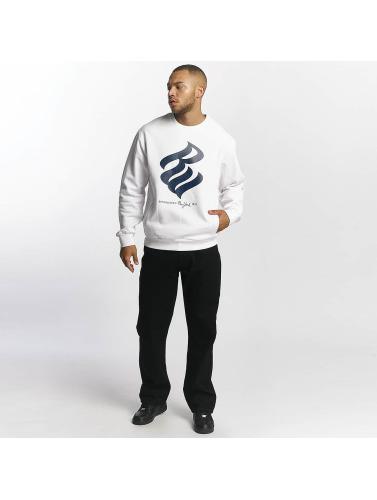 Rocawear Herren Pullover Big Logo in weiß