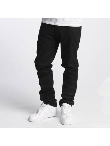 Rocawear Herren Straight Fit Jeans Relax in schwarz