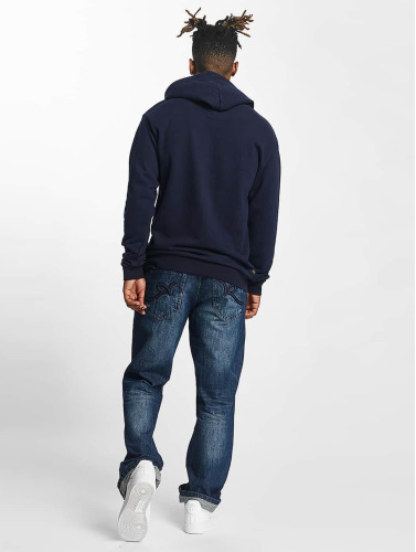 Rocawear Hombres Sudadera Retro Basic in azul