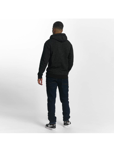 Rocawear Hombres Sudadera Knitted in negro