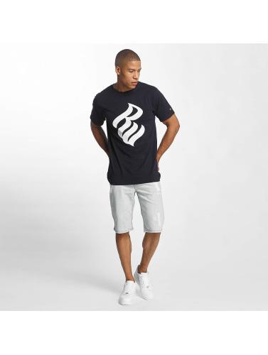 Rocawear Herren T-Shirt Logo in blau