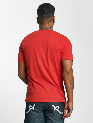 Rocawear Herren T-Shirt Fingerprint in rot