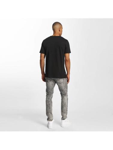 Rocawear Herren T-Shirt New York in schwarz