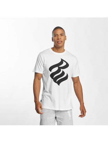 Rocawear Herren T-Shirt Logo in weiß
