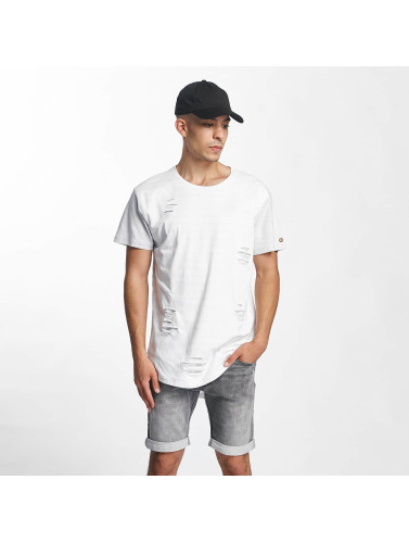 Rocawear Herren T-Shirt Stripes in weiß