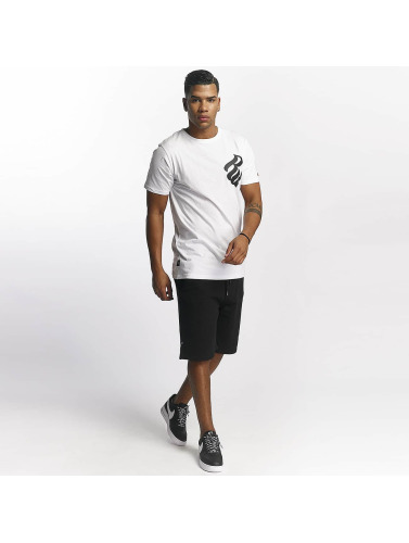 Rocawear Herren T-Shirt 90th in weiß