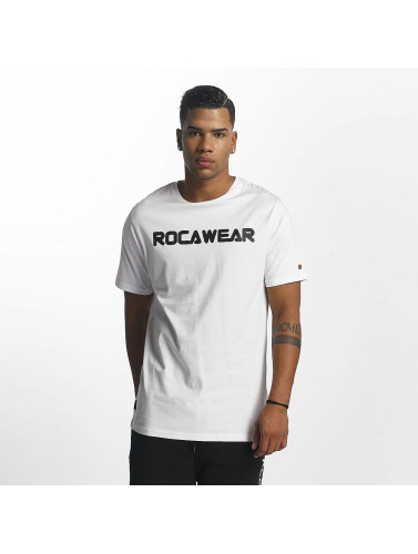 Rocawear Herren T-Shirt Color in weiß
