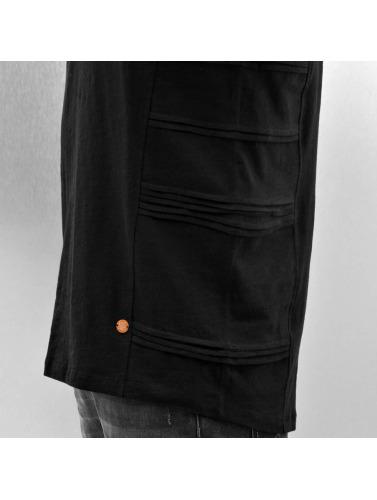 Rocawear Herren Tall Tees Wrinkles in schwarz