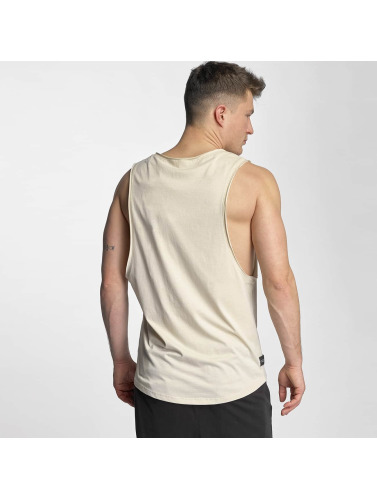 Rocawear Hombres Tank Tops Basic in beis