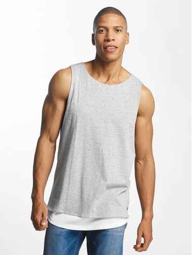 Rocawear Hombres Tank Tops Omega in gris