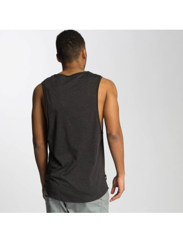 Rocawear Hombres Tank Tops Basic in negro