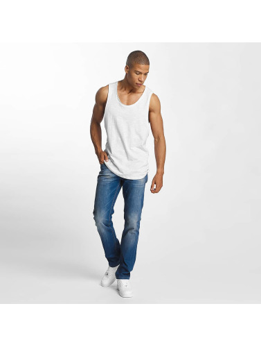 Rocawear Herren Tank Tops Barrel in weiß