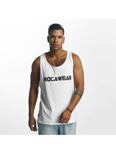 Rocawear Herren Tank Tops Color Block in weiß